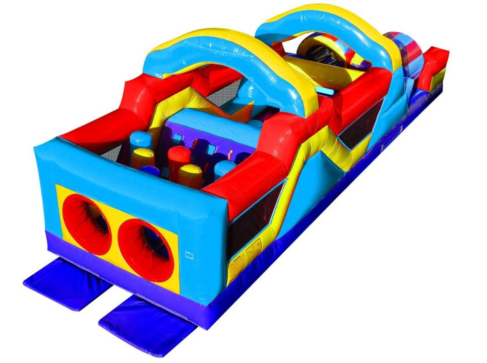 Inflatable Obstacle Party Rental
